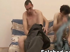 Gay Anal Cumshot and Creampie