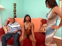 Black ujiz japanese and NOT her daughter threesome