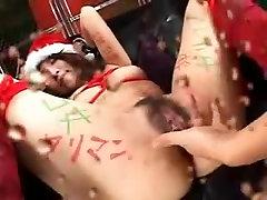 Maya - X-Mas with Santa Cosplay