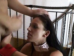 wife plays slave and enjoys it thoroughly bdsm