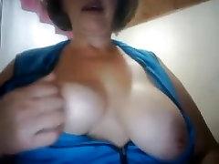 Mature housewife hot boobs ripeed 1