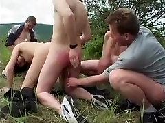 مجنون المتشددين مع منحرفة وثنائيي الجنس
