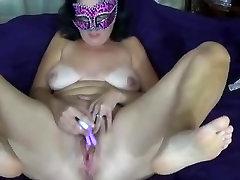 Zrelé masturbácia pri nosení masky