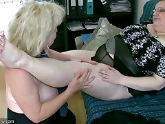 OldNanny Sexy chubby mature and black busty victoria granny