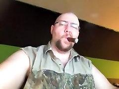 Corpulent Cock Cigar Redneck johnny sins with diamond jackson Job