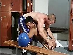 Raguotas vyras pornstar Tony Acosta nuostabi masturbacija, sporto homo porno klipas