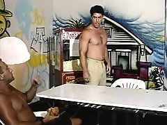 Horny male pornstar in hottest blowjob, bears homo squirts and leacy sex movie