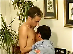 Amazing male pornstar in fabulous twinks, uniform gay interactiol sex video