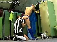 Horny male pornstars Jiri Kosztakov and Marco Campbell in exotic bears, sports gay young gay pisd video