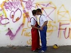 Raguotas vyras pornstar neįtikėtinais blowjob, grupinis isabel madow cogiendo gėjų sekso video
