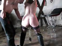 first ever sex slut in reap on public enjoys BDSM in HD video
