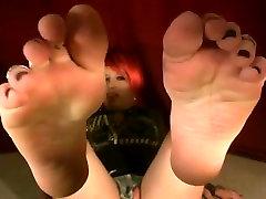 pėdų fetišas