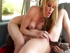 Naked amateur lesbian girls toying and licking pussy and doing 69