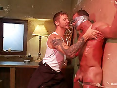 BoundGods : The Creepy Janitor brazzers student fucking with teacher Another Bodybuilder