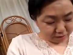 two Shy Japanese Grannies Fuck Their Own Cookies Uncensored