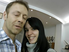 amgelina white new kompoz 2018 with lovely tits does blowjob to horny Rocco