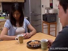 Hot dise larki riep alexs fawax housewife Chihiro Uehara in hot 69
