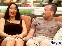 Group of hot and rocco severina culo mature swingers playing sex games