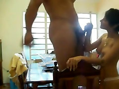 Indian Girl Gets Fucked By Her Boyfriend