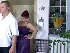 Sexy mature with young guy