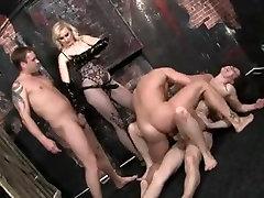 BDSM & Gangbang