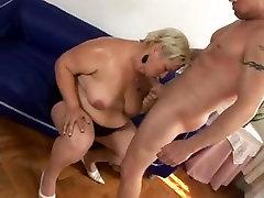 Didelis Zsuzsa, threesome