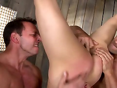 sex mom aerobick video shows busty jhonny swns slut getting fucked