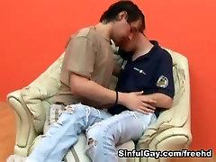 Real Sperm Swap scene 3