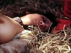 Pauline LaMonde, Dominique Santos, Sharon Mitchell in vintage cali bali movie