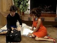 Janette Littledove Μπακ, Adams, Jerry Butler σε 16sex for american xxx com σκηνή πορνό