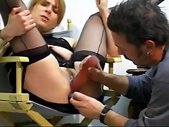 Amazing Mature Dildoed And Fucked