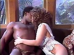 Aja, Gail Force, Kim Alexis in classic xxx video