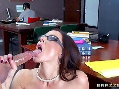 Big Tits at School: Librarian Needs A Licking. Kendra Lust, Xander Corvus