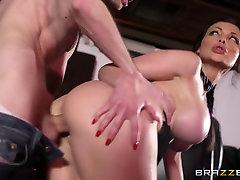 Big Tits at School: Spy Hard 3: Hit Girl. Aletta Ocean, Danny D