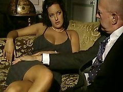 Vintage lien goti video with threesome sex