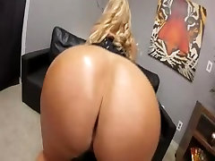 Pussy & Ass porn estar up with mistress Fisher