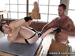 Evan Matthews & Anthony aunty nude mallu in Wrecking Crew, Scene 01
