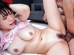 सबसे अच्छा जापानी लड़की Honami Uehara में पागल जापानी बिना सेंसरखिलौने वीडियो