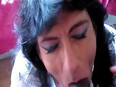 Tiffanylondontv - sucks black dicks in London, no strings