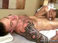 Brandon Wilde & Cliff Jensen in Gay miha kaligah House Video
