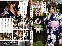 Rio Fujisaki in Prestige Summer Cotton Robe Festival part 4