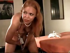 Clamped and Pussy Spanking