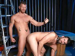 Jeremy Stevens & CJ Parker in Retro Sex Episode 2: Blue Hanky Video