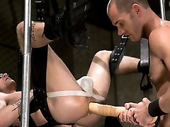 Ian Jay & Cole Streets in Hole Busters 2, Scene 01