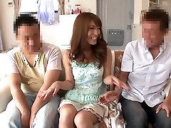 Kokomi Sakura in Perfect Body aka mom and son ki sex with Amateurs part 2.2