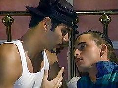 Antonio Vegas & Art Robles in La akira and priya Meat Scene 5 - Bromo