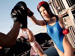 Šilčiausias Japonų modeliai Sofija Takigawa, Tia Bejean Nuostabi JAV cenzūruojamos Fetišas, Sekso scenos Grupė