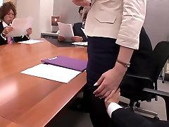Incredible Japanese whore Kaede Fuyutsuki in Fabulous JAV censored Fetish, Blowjob movie