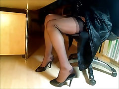 Compilation of feet-legs-nylons the demon fuck mother harf