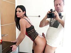 India Summer in Roccos Italian Porn quick climax before bed Camp 02, Scene 01 - RoccoSiffredi